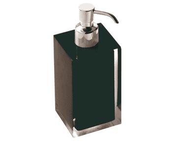 Gedy Rainbow Freestanding Soap Dispenser Black RA81-14