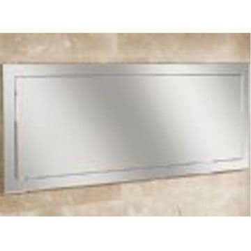 HiB Isis Landscape Mirror On Mirror With Bevelled Edges 50x120 77295000