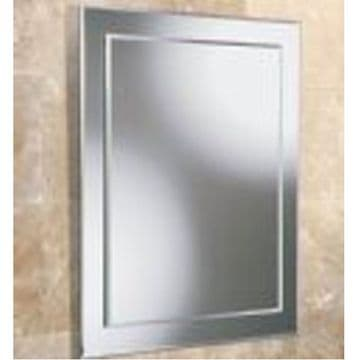 HiB Linus Rectangular Mirror On Mirror 70x50 76700000