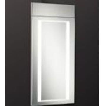 HiB Minnesota LED Back-Lit Illuminated Corner Cabinet 30x63 9102100