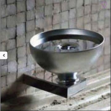 IBB Gio Soap Dish - GI01CRO/CRO