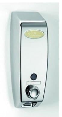 IBB Grand Hotel Liquid Soap Dispenser, 0.450Ltr Bright Chrome GH70NCRO/CRO
