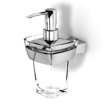 IBB London WM Liquid Soap Dispenser - LD01DCRO/CRO