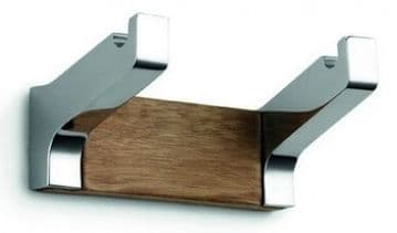 IBB Natura Double Robe Hook - NA08ACL/ACL