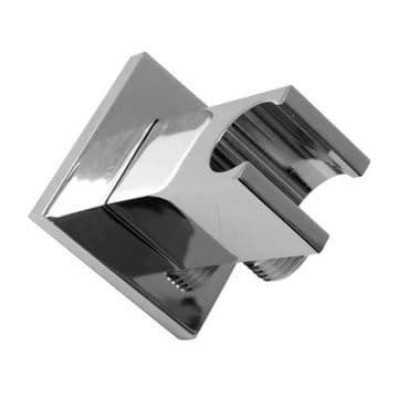 Saneux Square Outlet Elbow And Holder - S1026