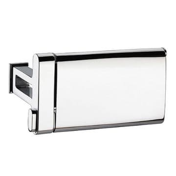 Sonia Nakar Toilet Roll Holder With Flap Chrome 119134
