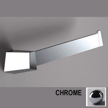 Sonia S8 Open Towel Bar Chrome 161805