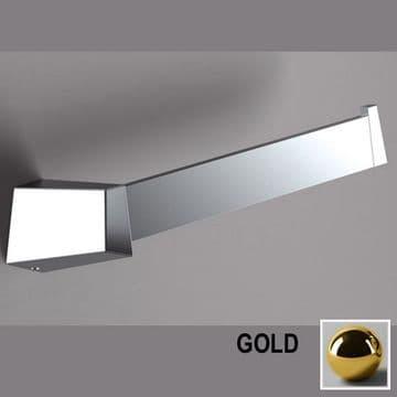 Sonia S8 Open Towel Bar Gold 164967