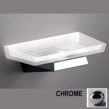 Sonia S8 Soap Dish Chrome 161829