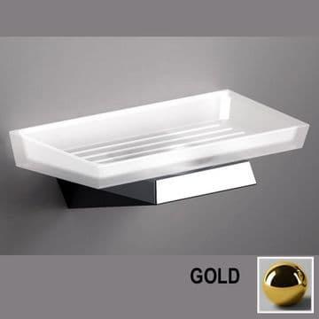 Sonia S8 Soap Dish Gold 164912