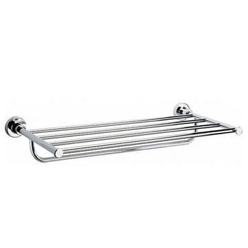 Sonia Tecno Project Towel Rack With Arm Chrome 117024