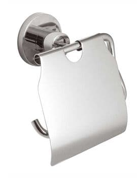 Vado Elements Covered Toilet Paper Holder - ELE-180A-C/P