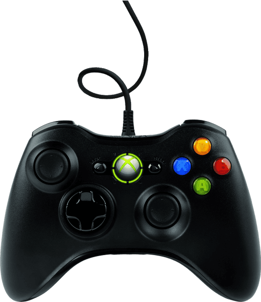 Official Xbox 360 wired Controller (Xbox 360)