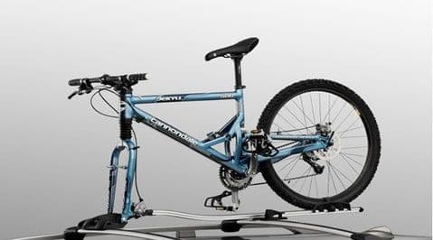 Bicycle holder, fork mounted (Thule Outride 561)