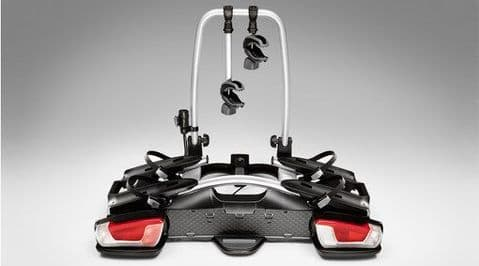 Bicycle holder, towbar mounted, 2 bicycles (Thule Velo Compact)