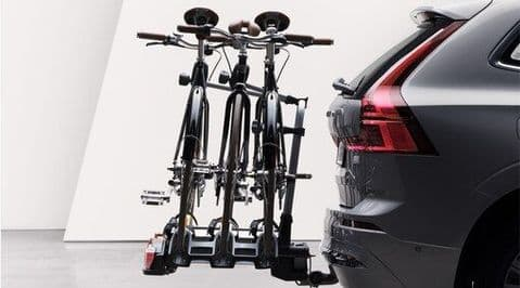 Fix 4Bike Bicycle holder, towbar mounted, 3 -4  bicycles (Thule Velo Compact)