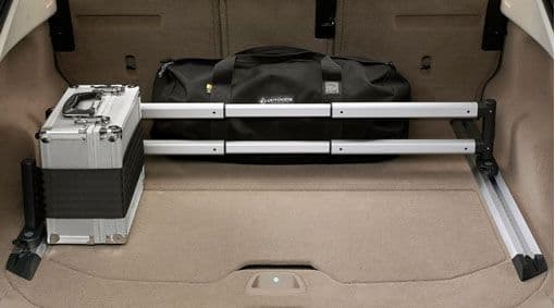 Load organiser for load compartment