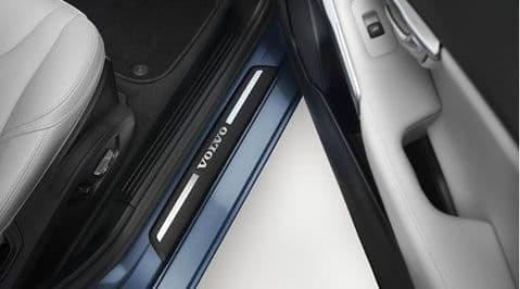 V40 Front Sill Mouldings