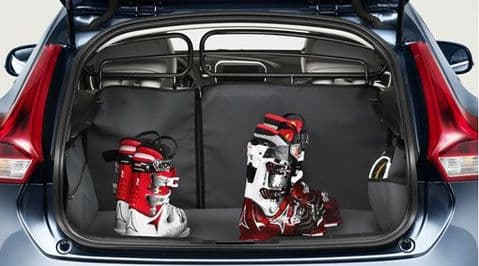 V40 Full-cover dirt cover for load compartment