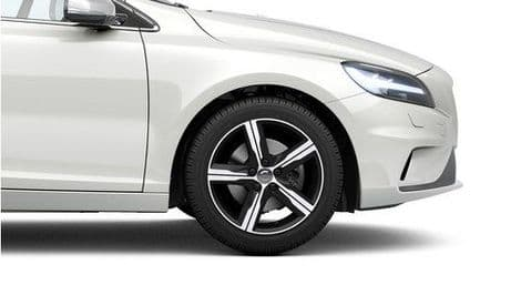 """V40 """"Ixion III"""" 7 x 17"""" wheel & tyre x4 package"""