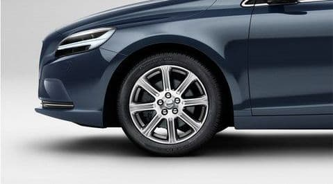 """V40 """"Sarpas"""" 7.5 x 17"""" wheel & tyre x4 package"""