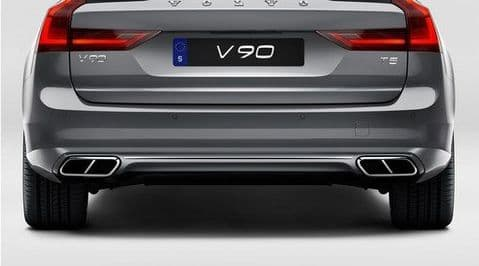 V90 Diffuser & Integrated End Pipes