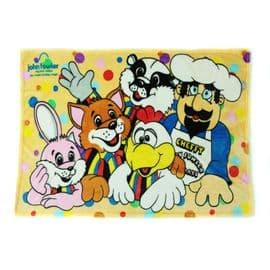 Foxy Gang Blanket