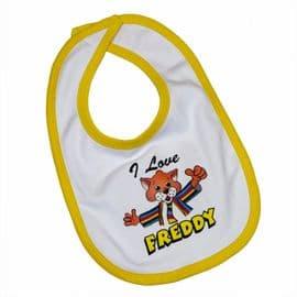 Freddy Baby Bib