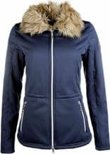 HKM LAURIA GARRELLI MOENA FLEECE JACKET - MRRP £109.99