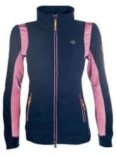 HKM QUEENS LADIES FLEECE JACKET RRP £50.95 SALE