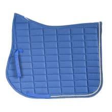 HORZE CAESAR GP ROYAL BLUE SADDLE PAD - RRP £32.99 (2)