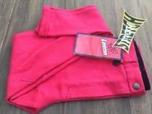 Loveson  Girls Raspberry Jodhpurs - rrp £22.99