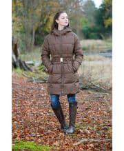 TOGGI ALDERTON RAISIN DOWN FILLED SPECTATOR LONG COAT  - SALE