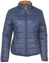 TOGGI ANNALISE REVERSIBLE JACKET - MIDNIGHT BLUE
