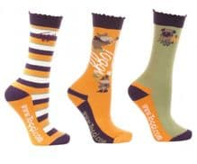 TOGGI CHILDRENS ROCKET SOCKS - RRP £15.00