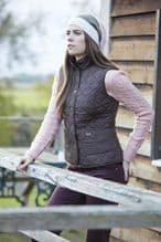 TOGGI ESHER QUILTED CHOCOLATE GILET WAISTCOAT  - RRP £50.00 (1)