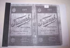 Manual 1911 spares