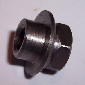Nut crankcase 1/4 blind hole