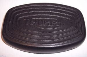Rubber knee pads for tanks